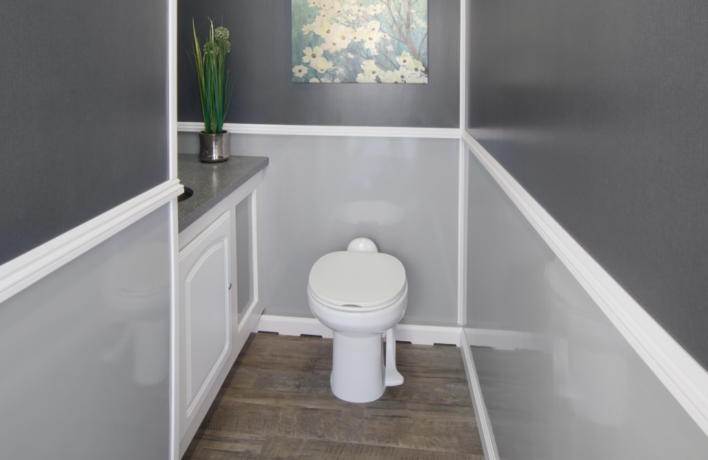 Portable Bathroom Trailer Rentals Rentviking Com
